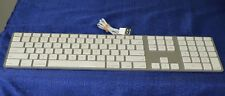 Apple MAC A1243 emc no 2171 MB110LL/A Wired Keyboard tested 30 available