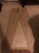 Arizona Jeans Men's Cargo Pants 32x32 Beige (Damaged)