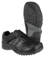 Chaussures noires en synthétique Skechers pour garçon de 2 à 16 ans