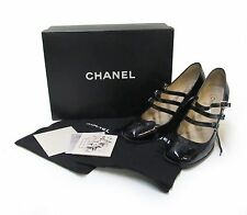 5fc4dc92b4 CHANEL Women's Patent Leather Heels for sale   eBay