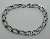 Silver Tone Costume Bracelet
