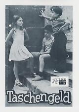 Taschengeld (WNF 7128) - Francois Truffaut
