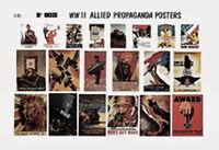 Verlinden 1:35 Allied Propaganda Posters WWII #15