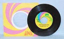 STRAWBERRY ALARM CLOCK  Incense And Peppermints  45 RPM  UNI 55018  NM/UNPLAYED
