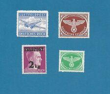 WKII  Feldpostmarken   Nr. 1-4     **  !!