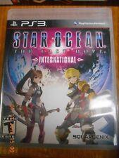 Star Ocean: The Last Hope International (Sony PlayStation 3, 2010)