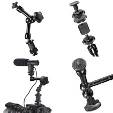 Walimex Pro Magic 18 cm DSLR swivel arm (boom for video tripods, rigs,...