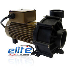 Elite Platinum Series 4600 GPH External Pond Pump sequential