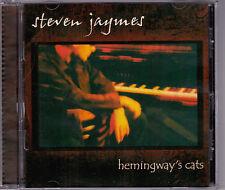 Steven Jaymes - Hemingway's Cats - CD (RMR001 2004)