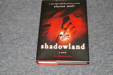 Shadowland by Alyson Noel (2009, Hardcover)