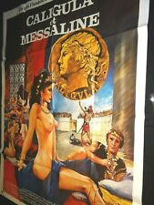 CALIGULA ET MESSALINE  ! affiche cinema