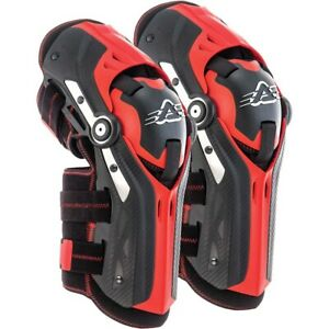 Acerbis  Mx Gorilla Motocross Dirt Bike Knee Support Brace Knee Guards