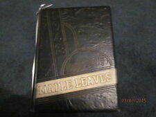 1942 Maplewood - Richmond Heights (MO) Maple Leaves High School Yearbook - Nice!