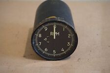 1950's / 60's US Navy Aircraft RPM Indicator