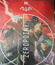 Batman Fortnite Zeropoint #1 Cover A Sealed NM 1st Print with code