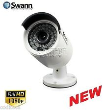 Swann NHD-810 - HD- 1080p POE IP Day/Night Security CCTV Camera *