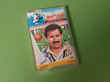 Graham Gooch's Match Cricket Amstrad CPC Game - Software (SCC)