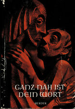 Huub Oosterhuis, Ganz nah ist Dein Wort, Gebete, Gebetbuch, Verlag Herder 1969
