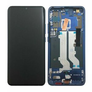 """For ZTE AXON 10 Pro OLED Display LCD Touch with Frame Replacement Repair Blue"""""""