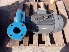 Goulds 3656 3 x 4-13 15 HP WEG 208-230/460 VAC Motor Centrifugal Pump