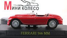 1/43 Ferrari 166 M Ferrari Collection De Farrbi Altaya IXO