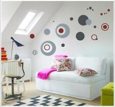 Wandtattoo Wandsticker Wandaufkleber Kreise Bubbles Wohnzimmer 150 x 60 YD157