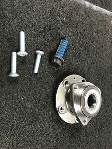 FOR AUDI A3 VW GOLF MK5 MK6 OE QUALITY FRONT WHEEL BEARING HUB KIT 3 STUD TYPE