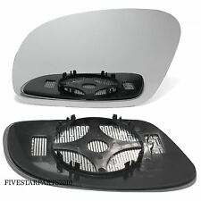Left Passenger side wing mirror glass for VW New Beetle 2003-2010 Heated