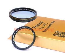 43mm 16 Layer MRC Nano Multi-Resistant Coating UV +CPL Polarizing Filter Set