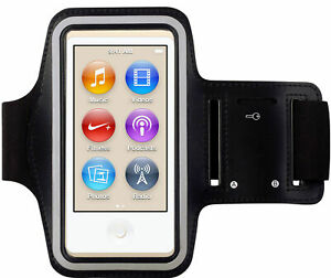 New iPod Nano 7th Generation Premium Water Resistant Armband Case