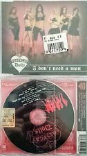 Pussycat Dolls I Don't Need A Man Cd Sigillato Sealed New