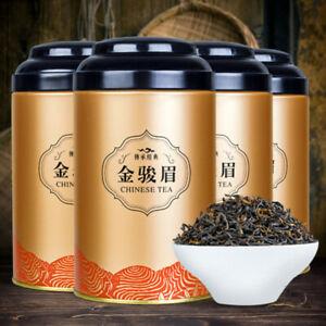 New Supreme Organic 100g Jin Jun Mei Jinjunmei Golden Eyebrow Wuyi Black Tea