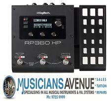 Digitech RP360 XP Guitar Floor Effects Processor