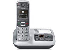 Siemens Gigaset E560a schnurlos gross Tasten Telefon mit AB Seniorentelefon