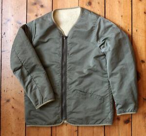 VISVIM IRIS LINER Jacket Reversible Size 3 (m), ultra quality, made in Japan