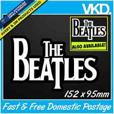 The Beatles Sticker/ Decal - Classic Band Music Vinyl Pop Rock Car Paul Abbey