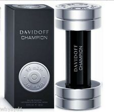DAVIDOFF CHAMPION EDT Spray for Men 90ml AUTHENTIC rrp $90 New Special