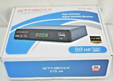 Gtmedia V7S 1080p Hd Satellite Tv Signal Receiver Cable Box Support Dvb