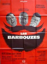 Les BARBOUZES GREAT SPY CHASE French Grande movie poster 47x63 LINO VENTURA DARC
