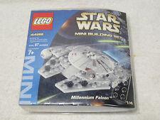 Lego Star Wars Mini Building Millennium Falcon 4488 super rare 87piece