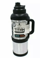 Manna Titan 1.05 Gal / 4L Double Wall Vacuum Insulated 18/8 Stainless Steel Jug