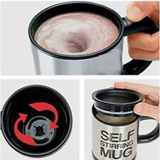 Automatic Mixing coffee Tea cup Lazy Self strring mug button Pressing GU
