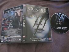 Cursed de Wes Craven avec Christina Ricci, DVD, Horreur