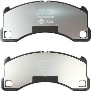 For Porsche Panamera  Cayenne  Porsche, Panamera Front Disc Brake Pad Set Pagid