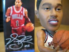 DERRICK ROSE Chicago Bulls NBA Basketball bobble head