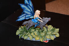 """Amy Brown Silver State Collectibles """"Wild Companions""""  Statue"""