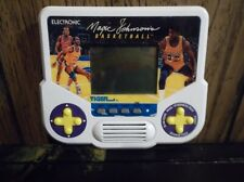 1992 Magic Johnsons Basketball Electronic game Tiger works battery operated