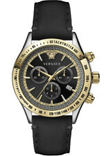 Versace Uhr Uhren Herrenuhr Chronograph VEV700219 CHRONO CLASSIC Armbanduhr NEU
