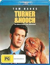 TURNER AND HOOCH BLU RAY - NEW & SEALED TOM HANKS (FORREST GUMP, BIG)