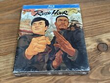 New listing Rush Hour Trilogy 5-Disc Blu-ray Set + Slipcover - Brand New W/ Free Shipping